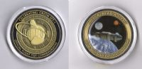 Orion EFT-1 Commemorative Medallion